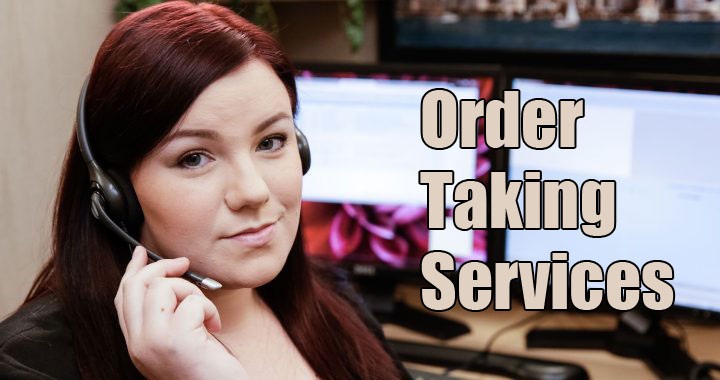 Order Taking Services